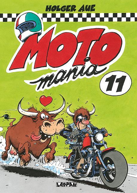 MOTOmania 11 Holger Aue Buch Deutsch 2012