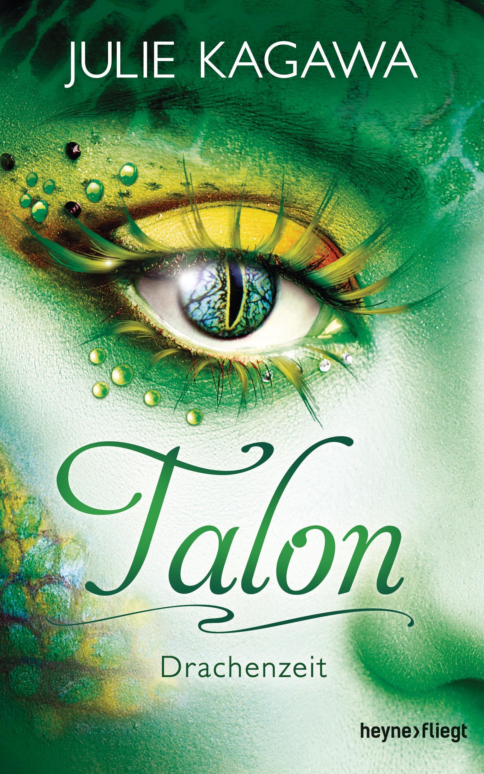 Talon - Drachenzeit Julie Kagawa Buch Talon Deutsch 2015