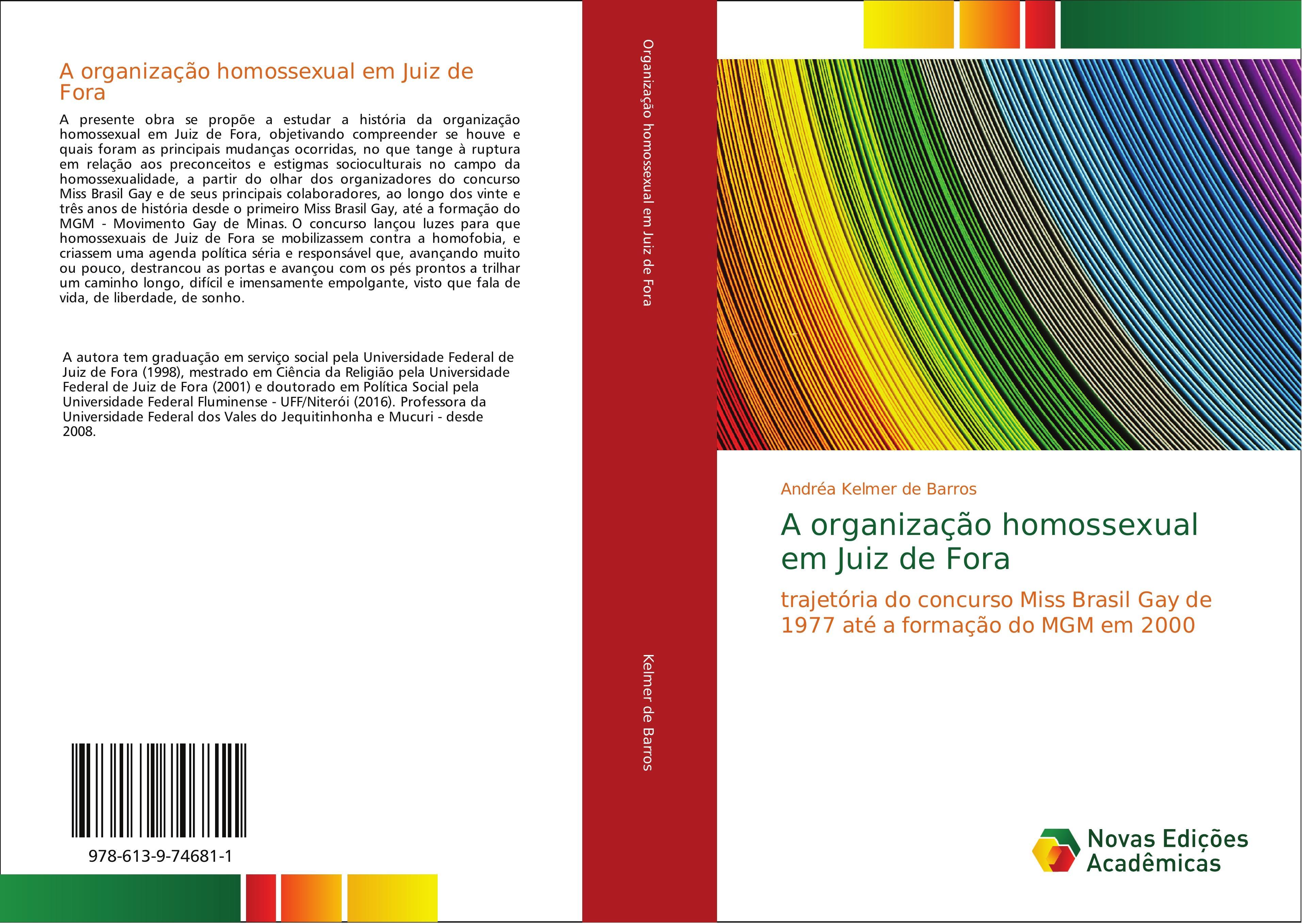 A organização homossexual em Juiz de Fora