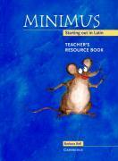 Minimus Teacher's Resource Book  Starting Out in Latin  Barbara Bell  Taschenbuch  Englisch  1999 - Bell, Barbara