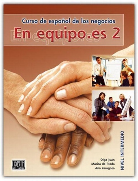 SPA-EQUIPOES LEVEL 2 STUDENTS  Olga Juan (u. a.)  Taschenbuch  En Equipo  Spanisch  2017 - Juan, Olga