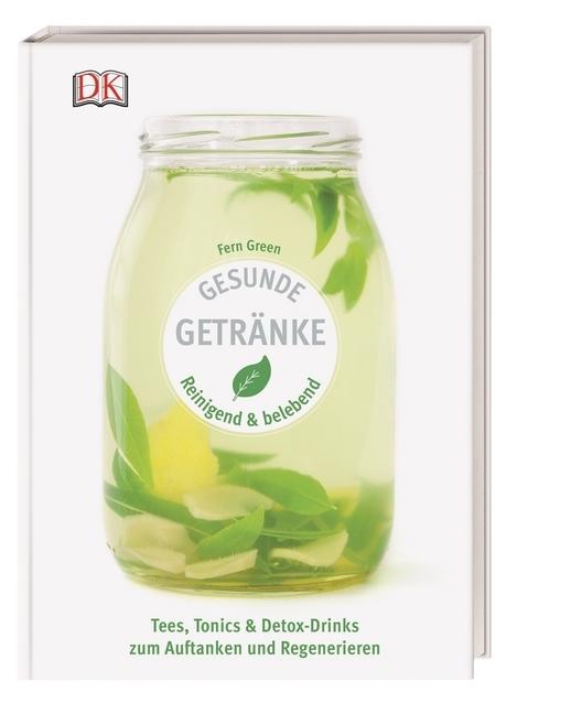 Gesunde-Getraenke-Fern-Green-Buch-Deutsch-2017