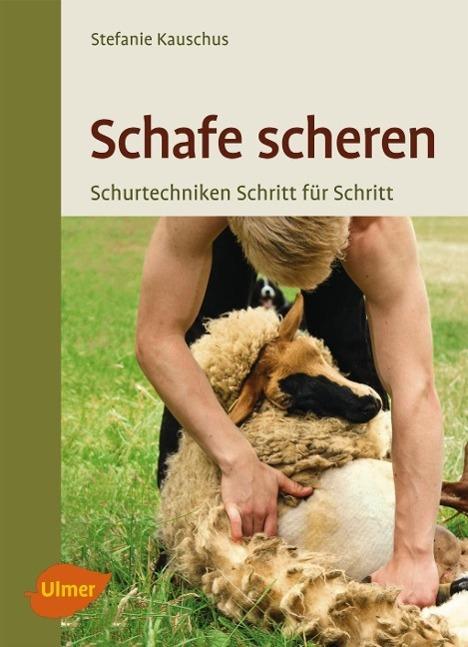 Schafe scheren Schur-Techniken Schritt für Schritt Stefanie Kauschus Taschenbuch