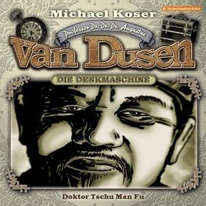 Professor van Dusen - Dr. Tschu Man Fu .. Folge.22, 1 CD  Audio-CD  2020