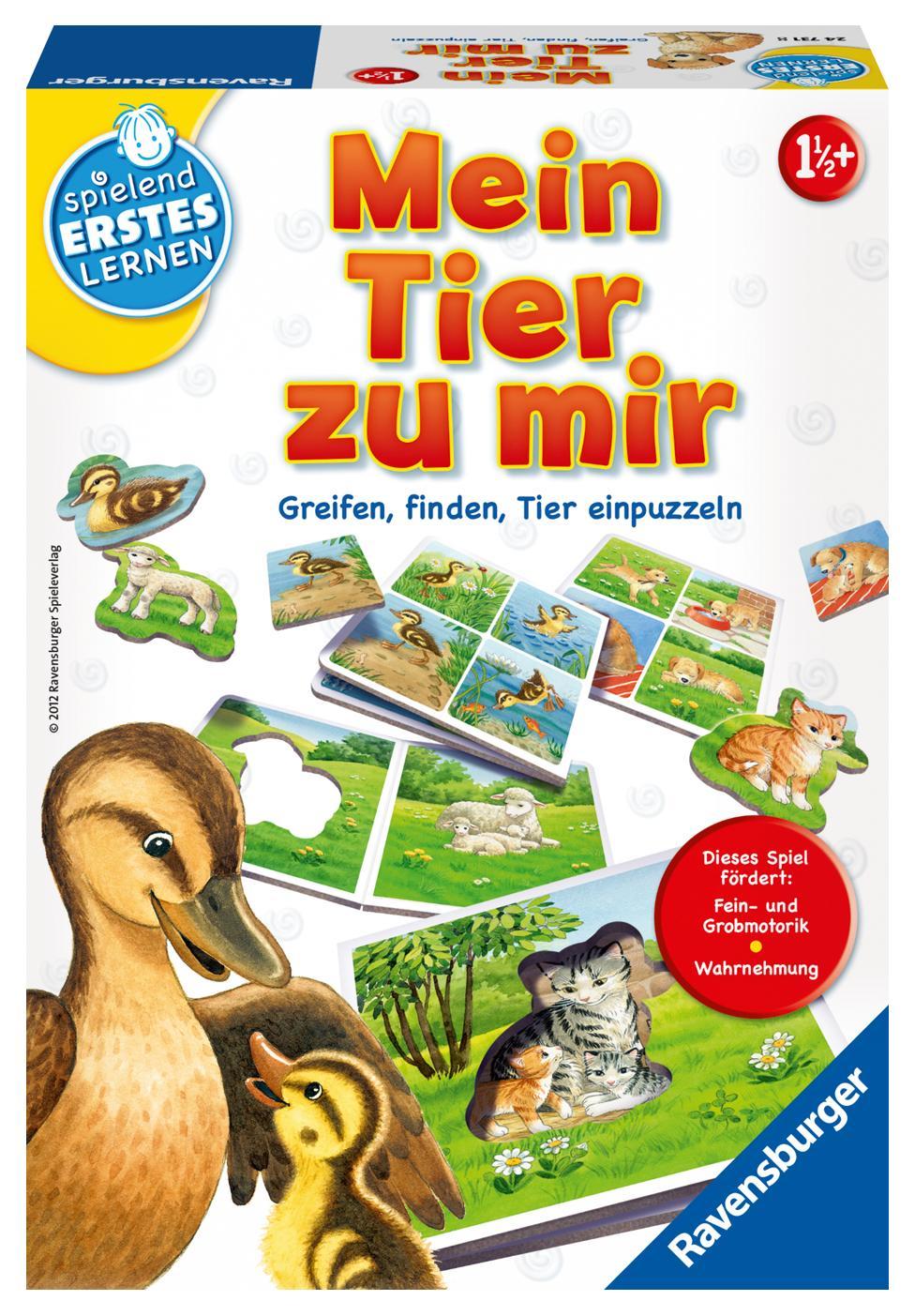Mein-Tier-zu-mir-Greifen-finden-und-Tier-einpuzzeln-Ab-18-Monate-Spiel-Deutsch