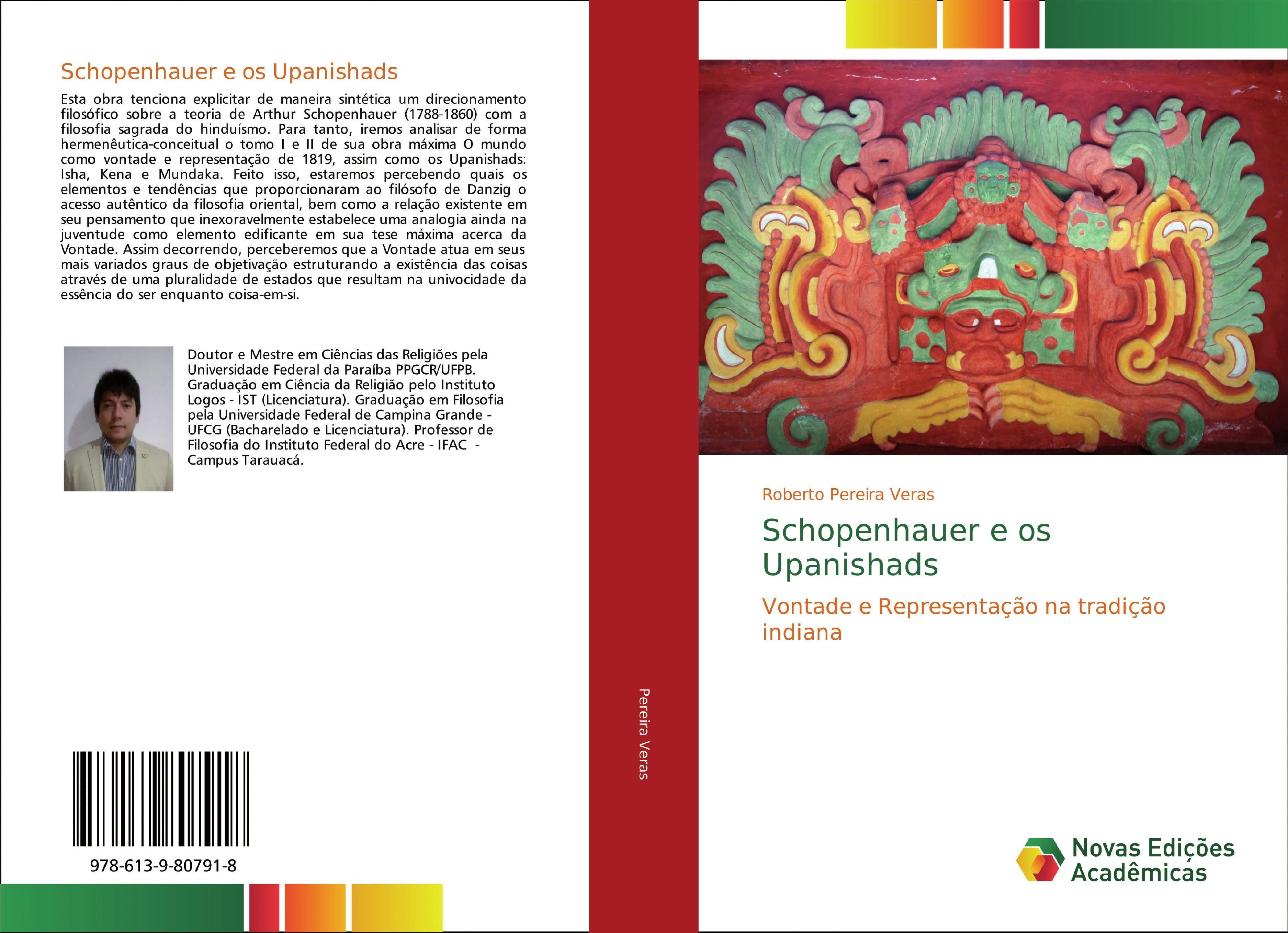 Schopenhauer e os Upanishads  Roberto Pereira Veras  Taschenbuch  Portugiesisch  2020 - Pereira Veras, Roberto