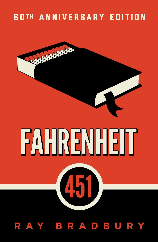 Fahrenheit 451  Ray Bradbury  Taschenbuch  Englisch  2012 - Bradbury, Ray