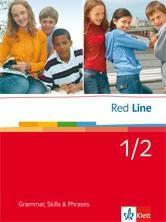 Red Line 1 und 2. Grammar, Skills & Phrases  Broschüre  Englisch  2010