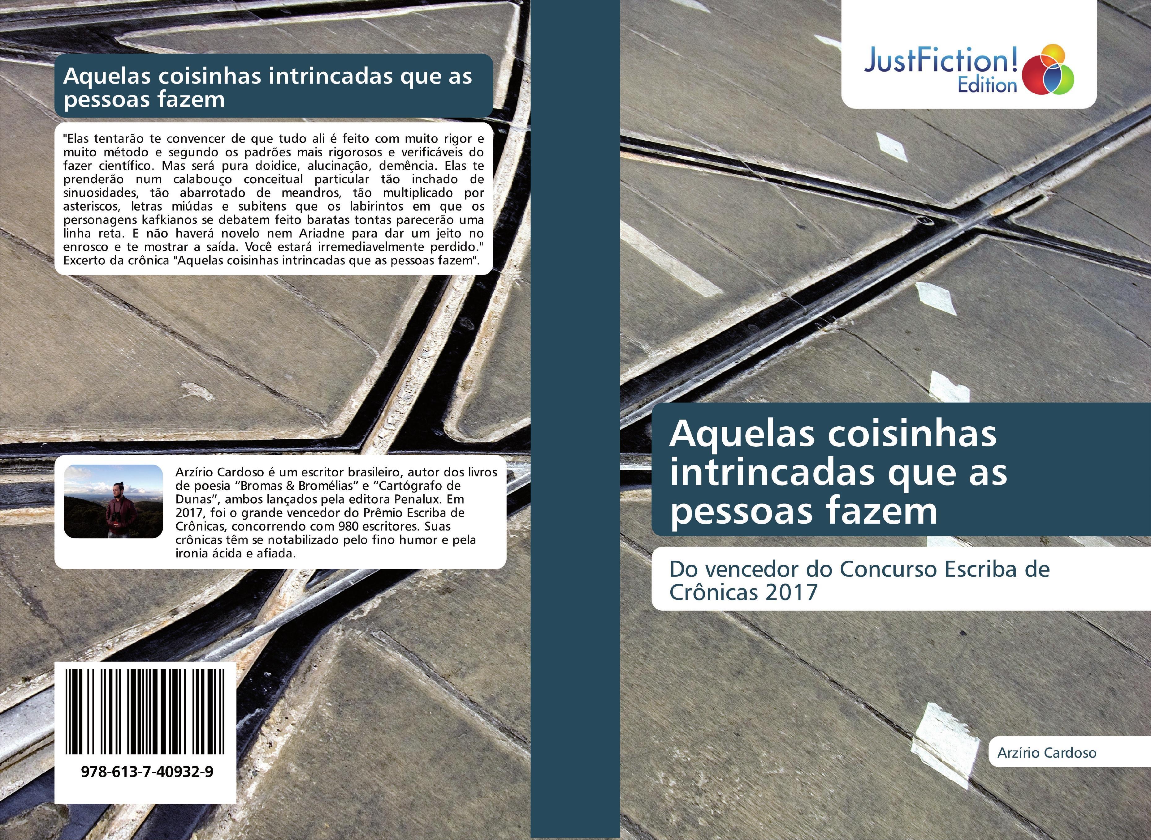 Aquelas coisinhas intrincadas que as pessoas fazem  Arzírio Cardoso  Taschenbuch  Spanisch  2018 - Cardoso, Arzírio