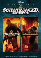 Schatzjäger Doppelpack  Das Vermächtnis der Tempelritter & Das Vermächtnis des geheimen Buches  Jim Kouf  DVD  Deutsch  2011