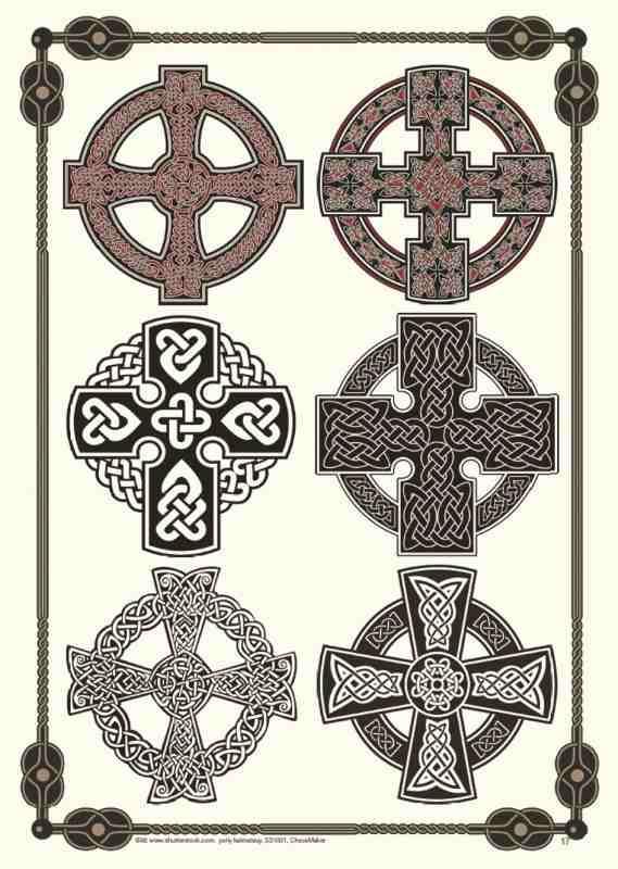 Celtic - Tattoo Sketchbook Tattoo Vorlagen Buch Buch GEKL Deutsch ...