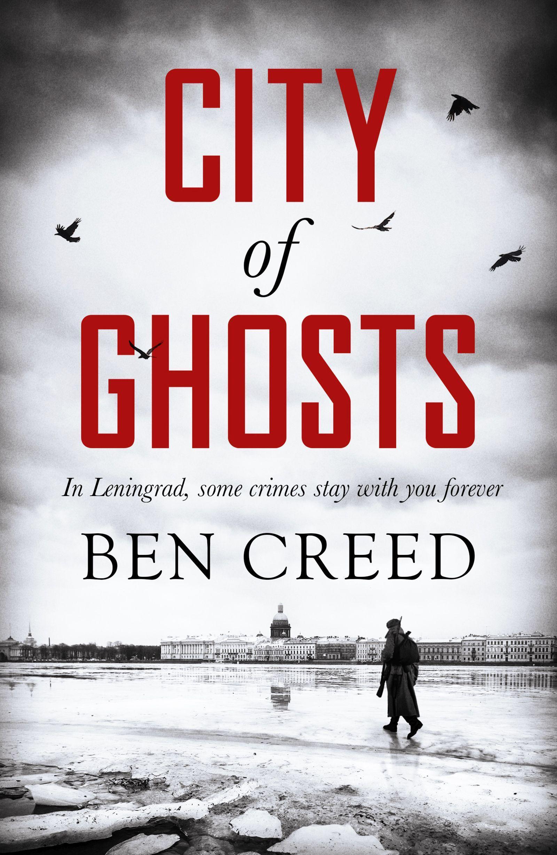 City of Ghosts  Ben Creed  Taschenbuch  Englisch  2020 - Creed, Ben