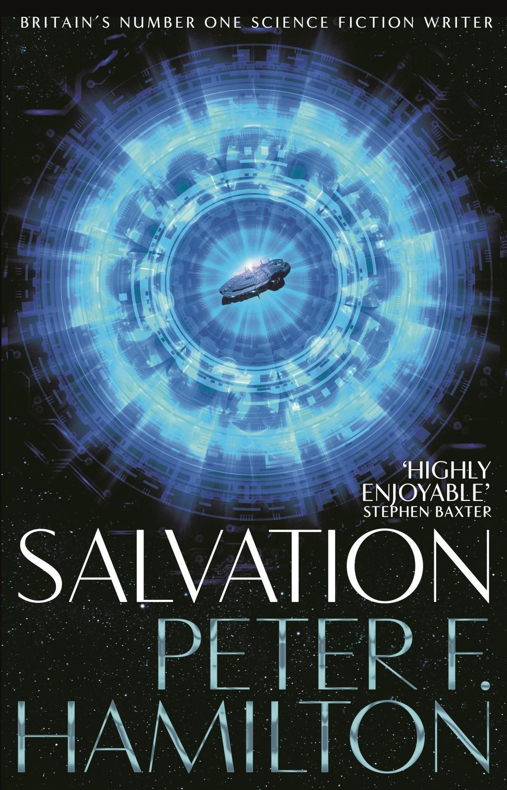 Salvation  The Salvation Sequence, Book 01  Peter F. Hamilton  Taschenbuch  The Salvation Sequence  Englisch  2019