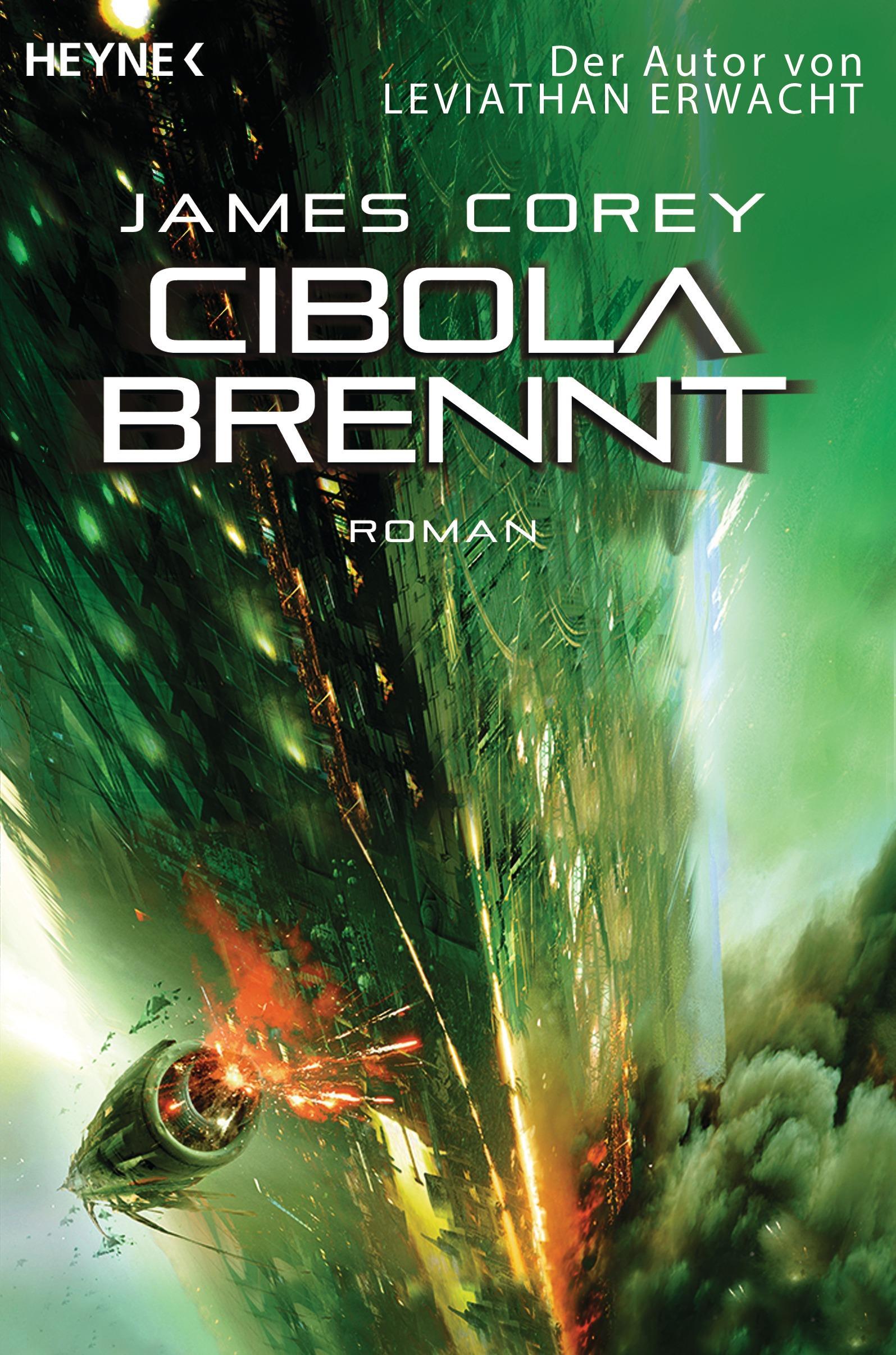 Cibola-brennt-Expanse-Serie-04-James-Corey-Taschenbuch-Expanse-Serie-Deutsch