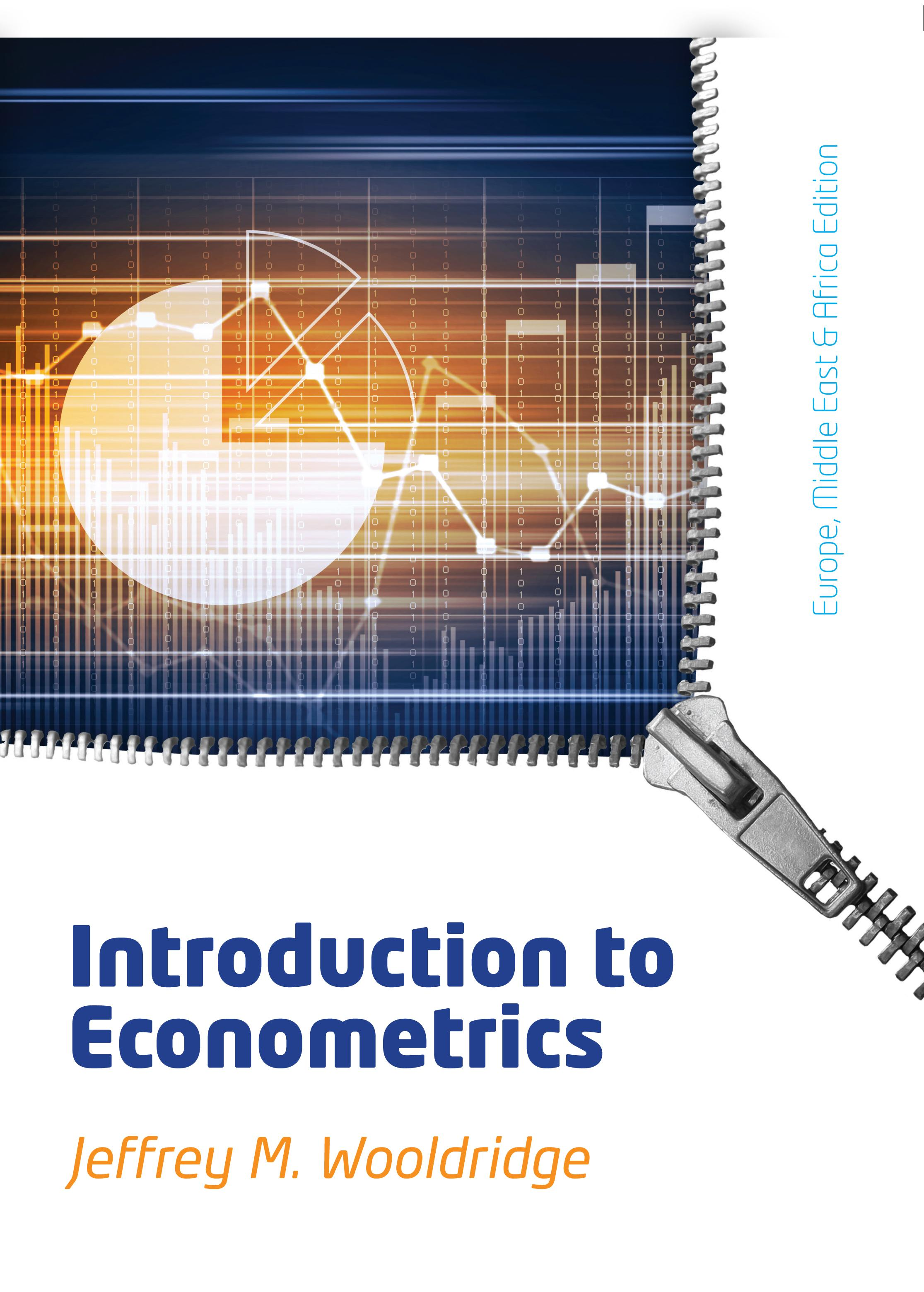 Introduction to Econometrics  EMEA Edition  Jeffrey Wooldridge  Taschenbuch  Englisch  2013