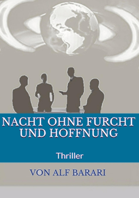 Nacht ohne Furcht und Hoffnung  Alf Barari  Taschenbuch  Paperback  Deutsch  2018 - Alf Barari