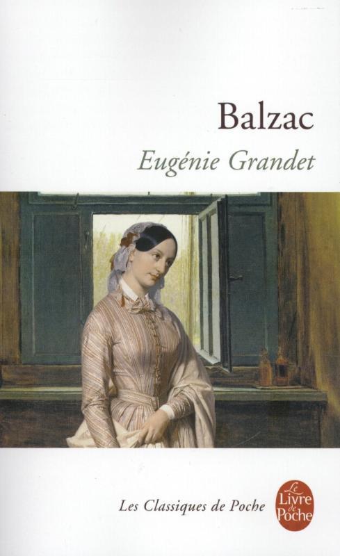 Eugenie Grandet  Honore de Balzac  Taschenbuch  Livre de poche  Französisch  1998