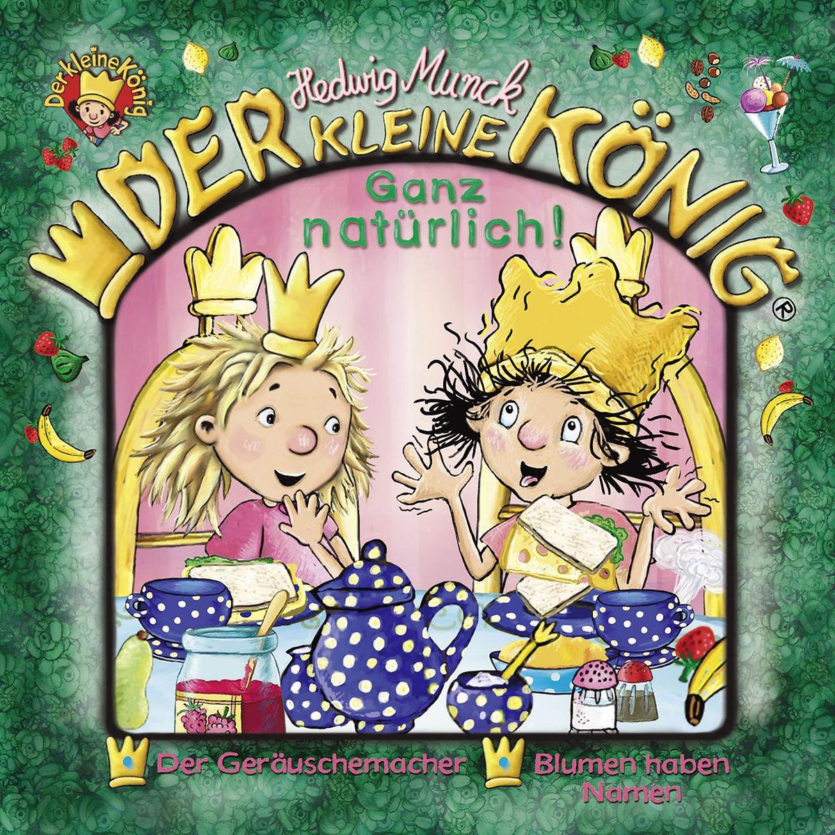 31: Ganz Natürlich!  Der Kleine König  Audio-CD  2014