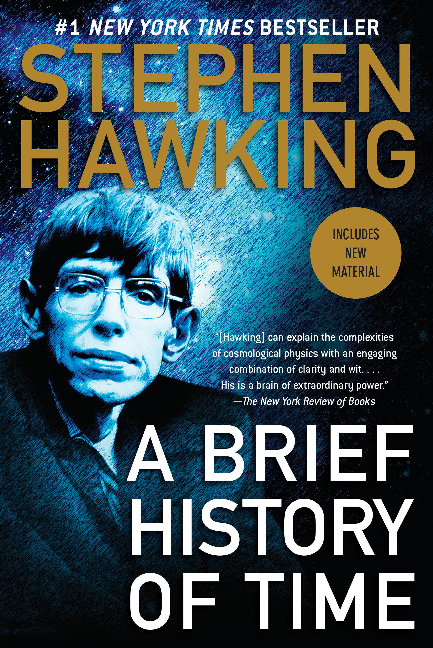 A Brief History of Time  Stephen Hawking  Taschenbuch  Englisch  1998 - Hawking, Stephen