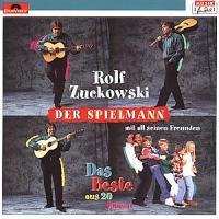 Der Spielmann. 2 CDs  Doppel-CD mit 32 Liedern. Mit all seinen Freunden. Das Beste aus 20 Jahren  Rolf Zuckowski  Audio-CD  Musik für Dich  Deutsch  1997 - Zuckowski, Rolf