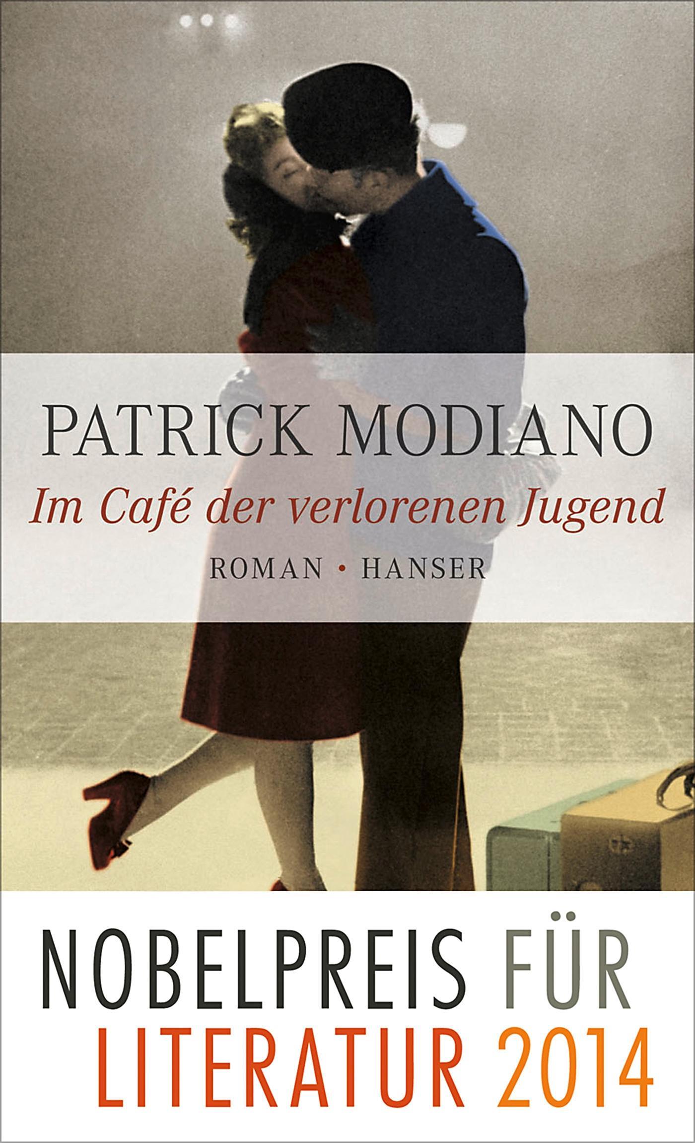 Im Café der verlorenen Jugend Patrick Modiano Buch Deutsch 2012
