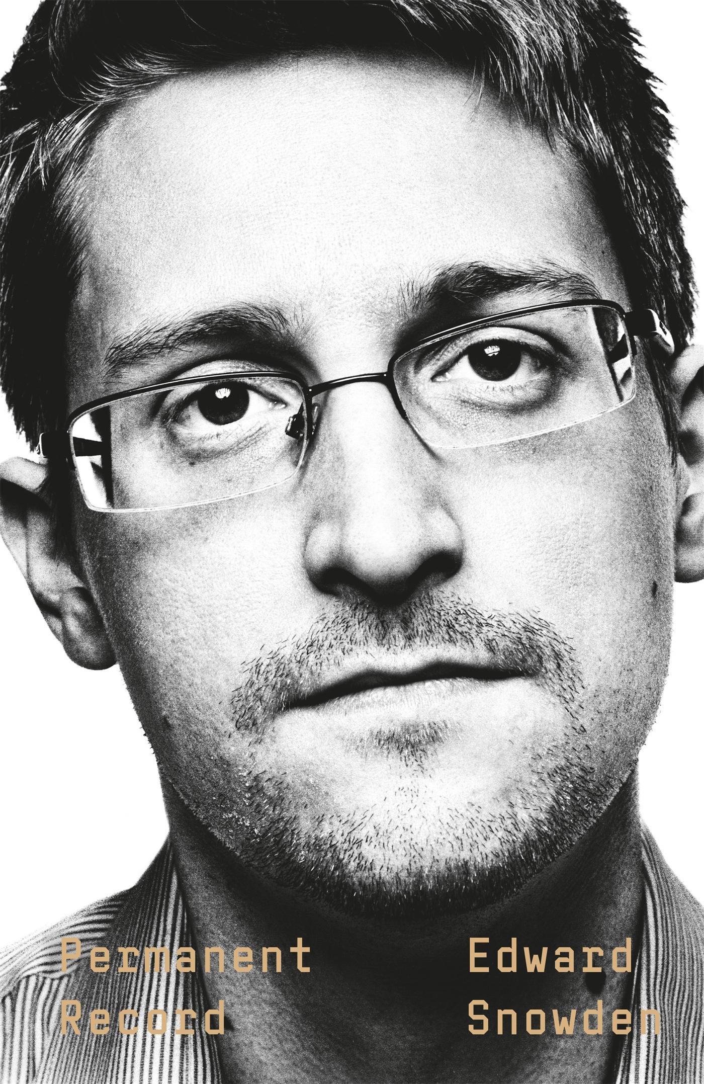 Permanent Record  Edward Snowden  Taschenbuch  Englisch  2019