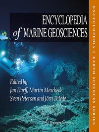 Encyclopedia of Marine Geosciences, Jan Harff, Buch, Englisch, 2016