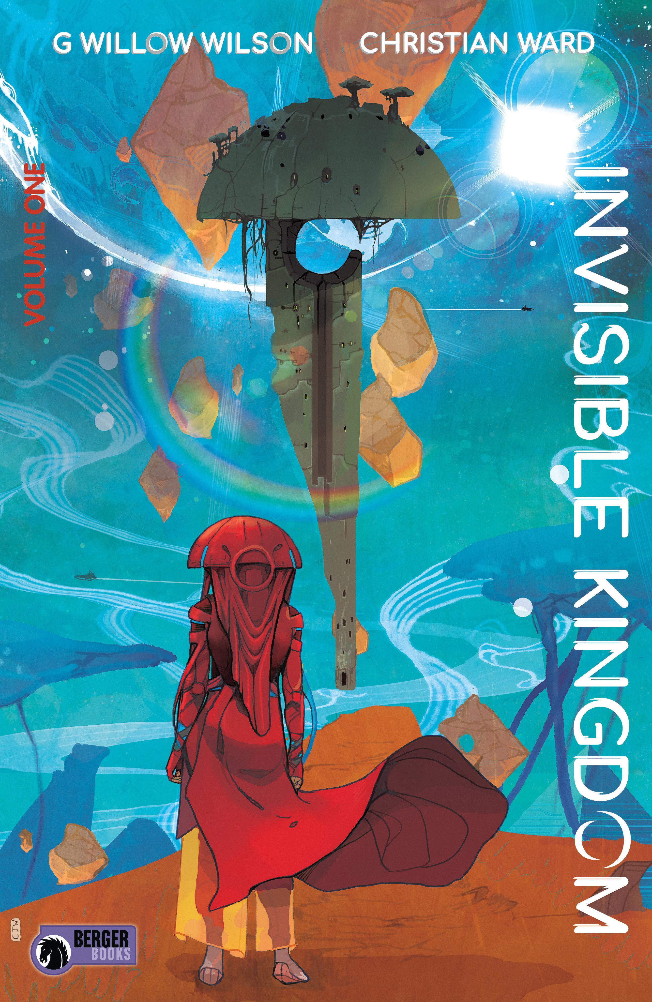 Invisible Kingdom Volume 1  G. Willow Wilson  Taschenbuch  Englisch  2019 - Wilson, G. Willow