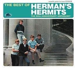 50th Anniversary Anthology  Herman's Hermits  Audio-CD  2 Audio-CDs  2015