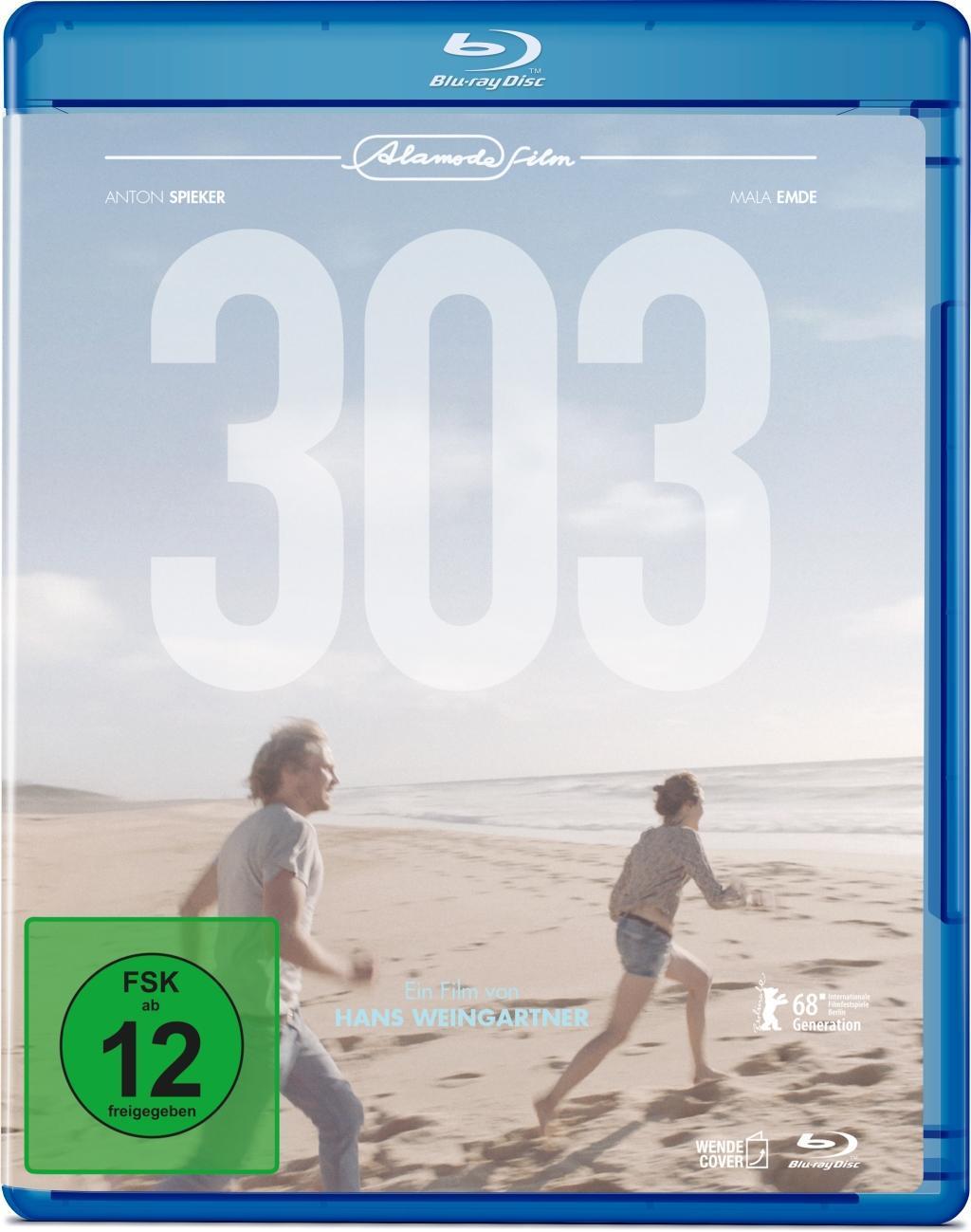 303  Hans Weingartner  Blu-ray Disc  Deutsch  2018