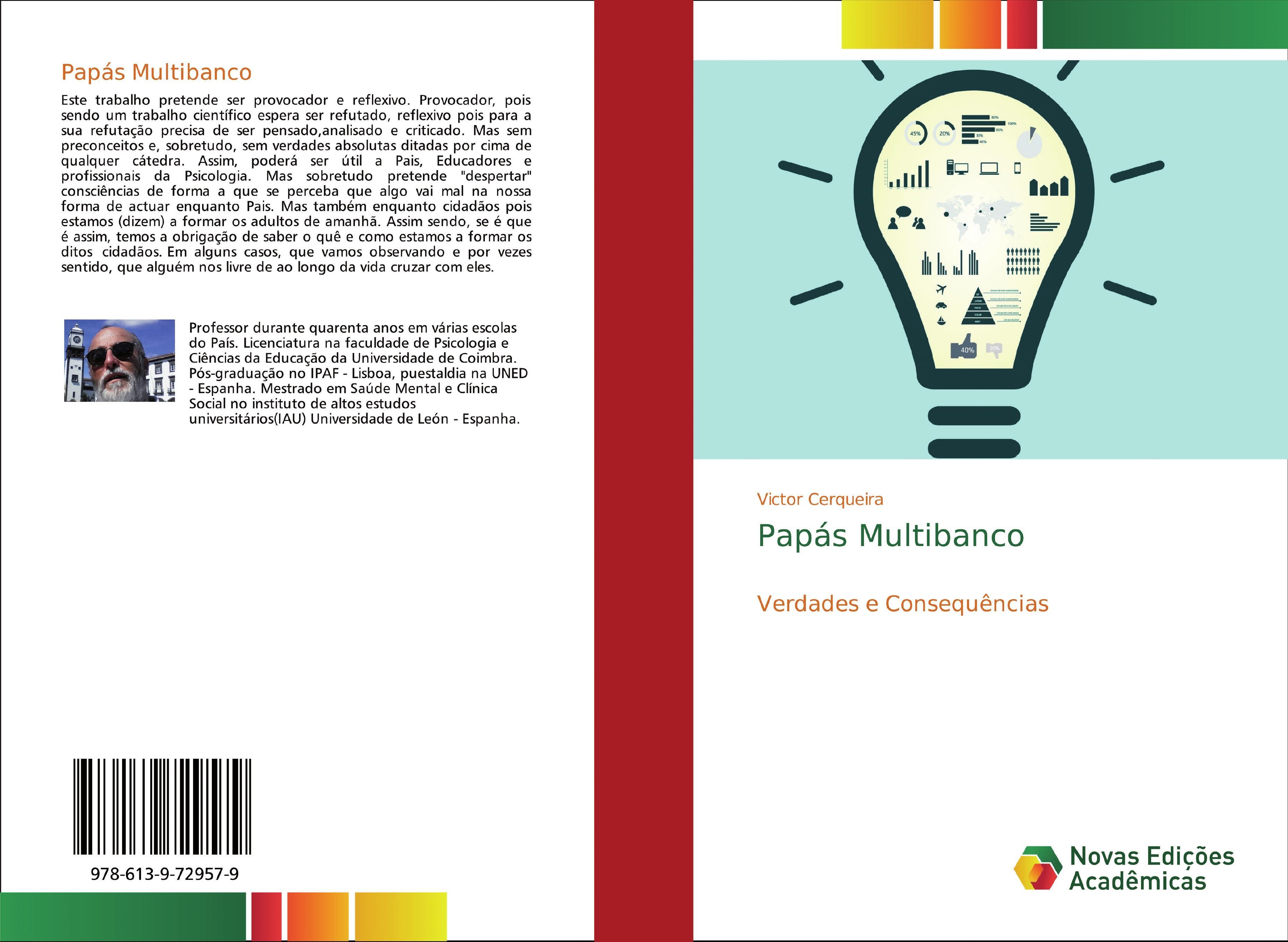 Papás Multibanco  Verdades e Consequências  Victor Cerqueira  Taschenbuch  Paperback  Portugiesisch  2019