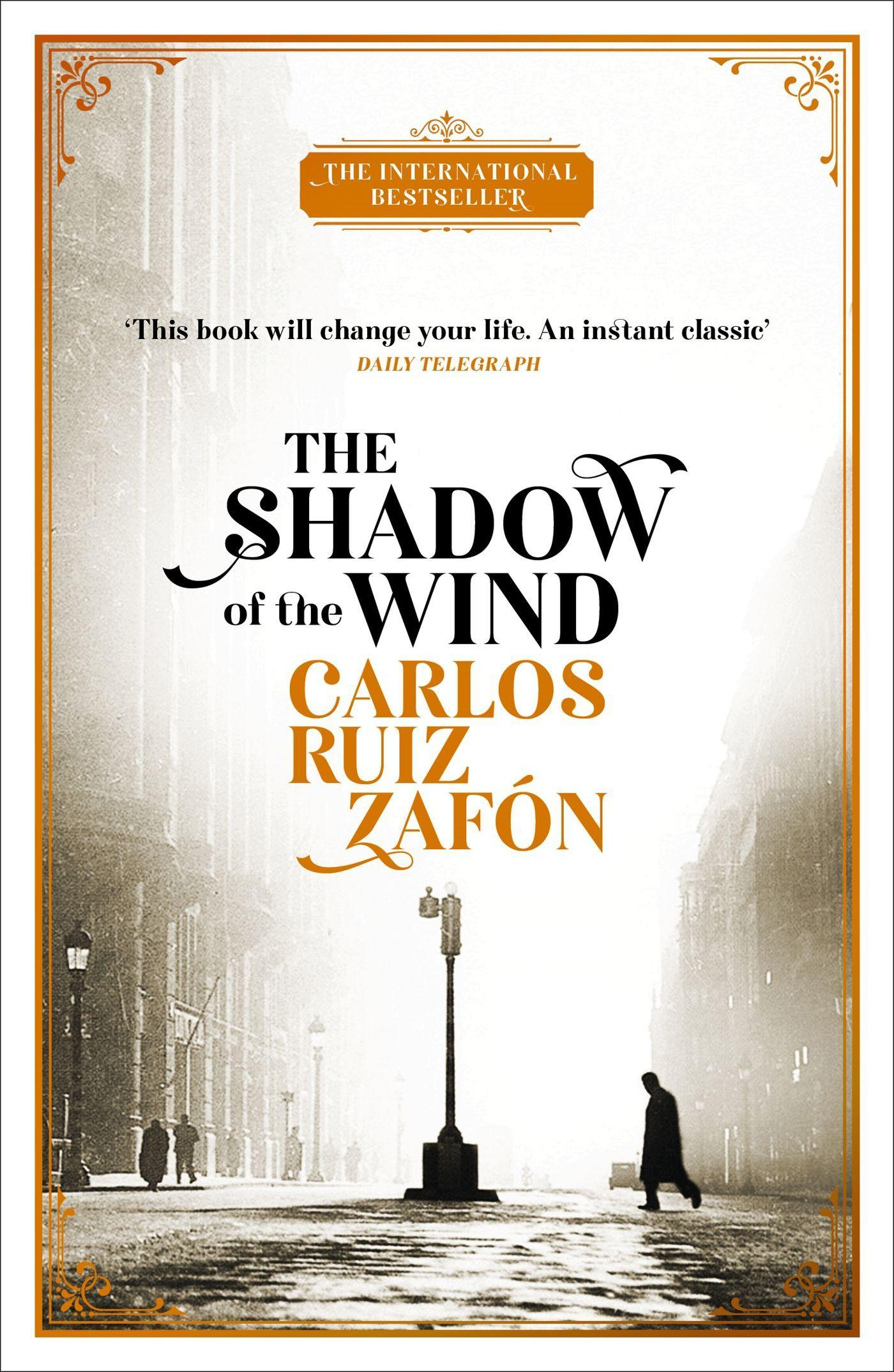 The Shadow of the Wind  Carlos Ruiz Zafón  Taschenbuch  Englisch  2018