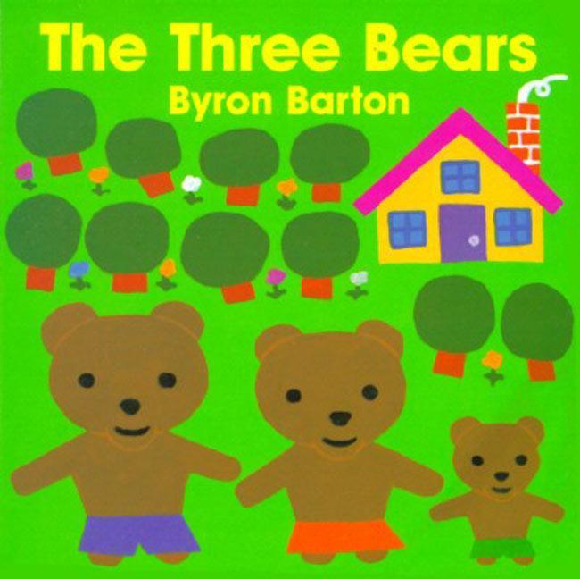 The Three Bears  Byron Barton  Buch  Englisch  1996 - Barton, Byron