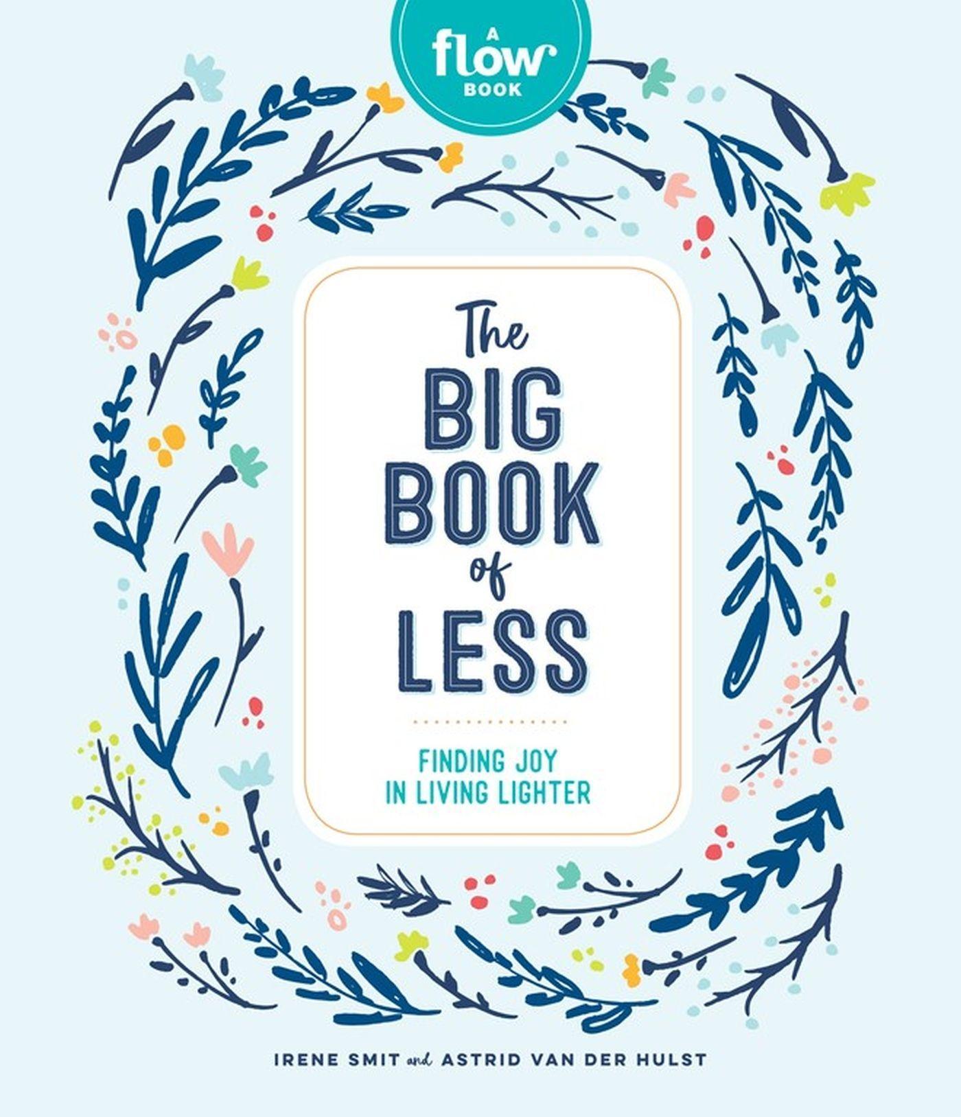 Flow: The Big Book of Less  Irene Smit  Buch  Flow  Englisch  2019 - Smit, Irene