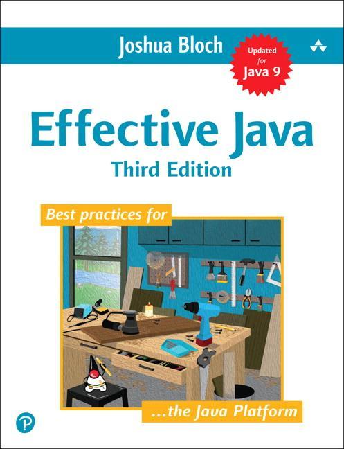Effective Java  Joshua Bloch  Taschenbuch  Englisch  2018
