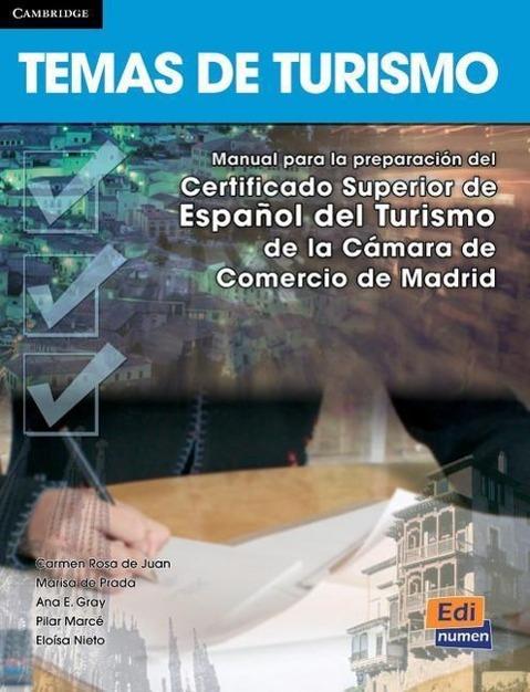 Temas de Turismo  Marisa De Prada Segovia (u. a.)  Taschenbuch  Spanisch  2014 - De Prada Segovia, Marisa