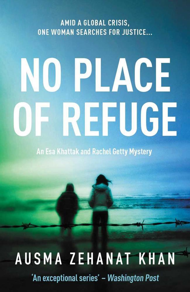 No Place Of Refuge  Ausma Zehanat Khan  Taschenbuch  Englisch  2019 - Zehanat Khan, Ausma
