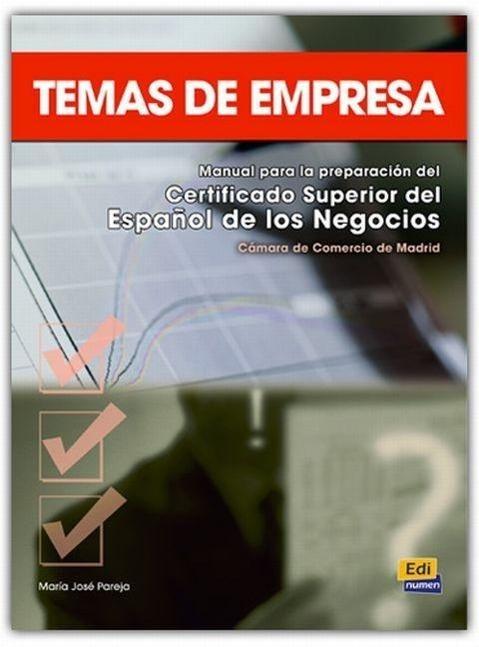 Temas de Empresa  Maria Jose Pareja Lopez  Taschenbuch  Spanisch  2014 - Pareja Lopez, Maria Jose