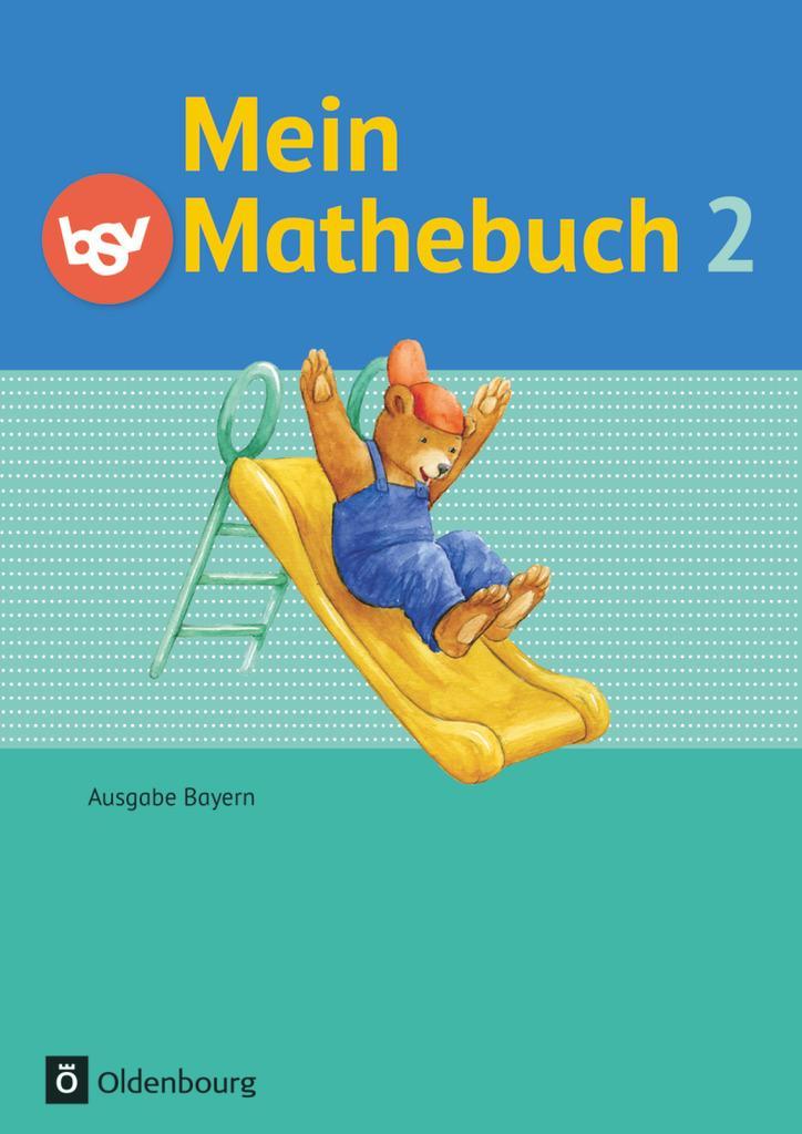 Mein-Mathebuch-2-Jahrgangsstufe-Ausgabe-B-Bayern-Schuelerbuch-Ursula-Kuester