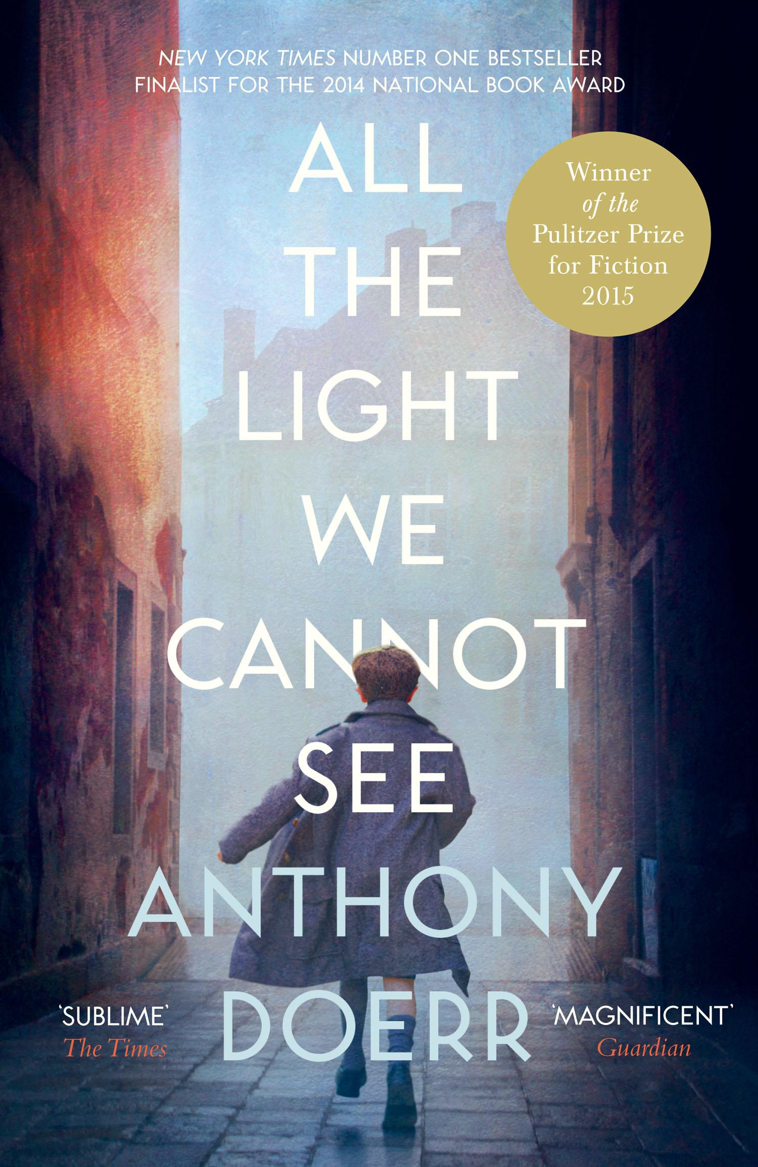 All The Light We Cannot See  Anthony Doerr  Taschenbuch  Englisch  2015
